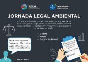 jornada legal ambiental