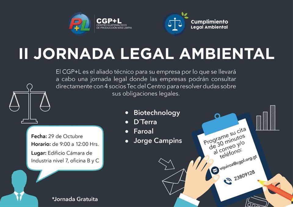 2 jornada legal ambiental
