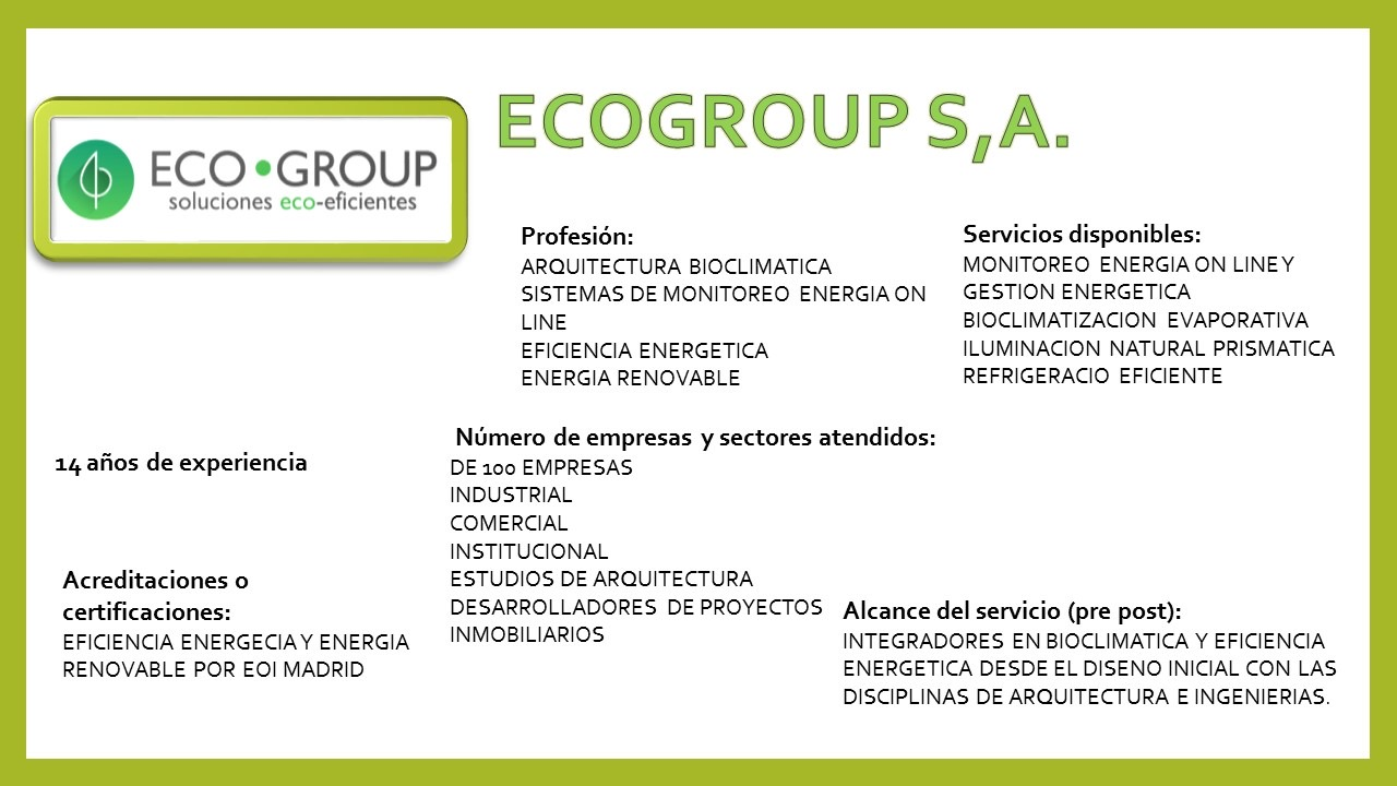 Ecogroup