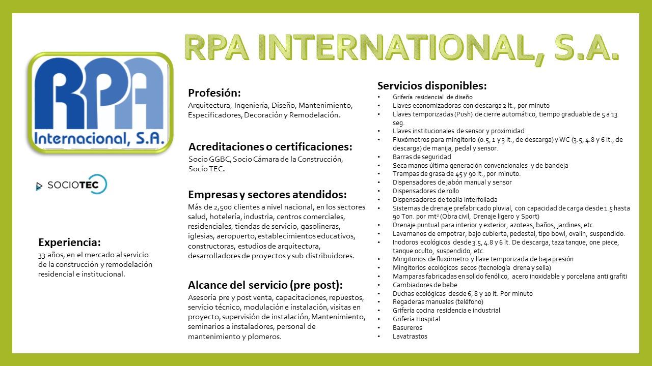 Perfil RPA